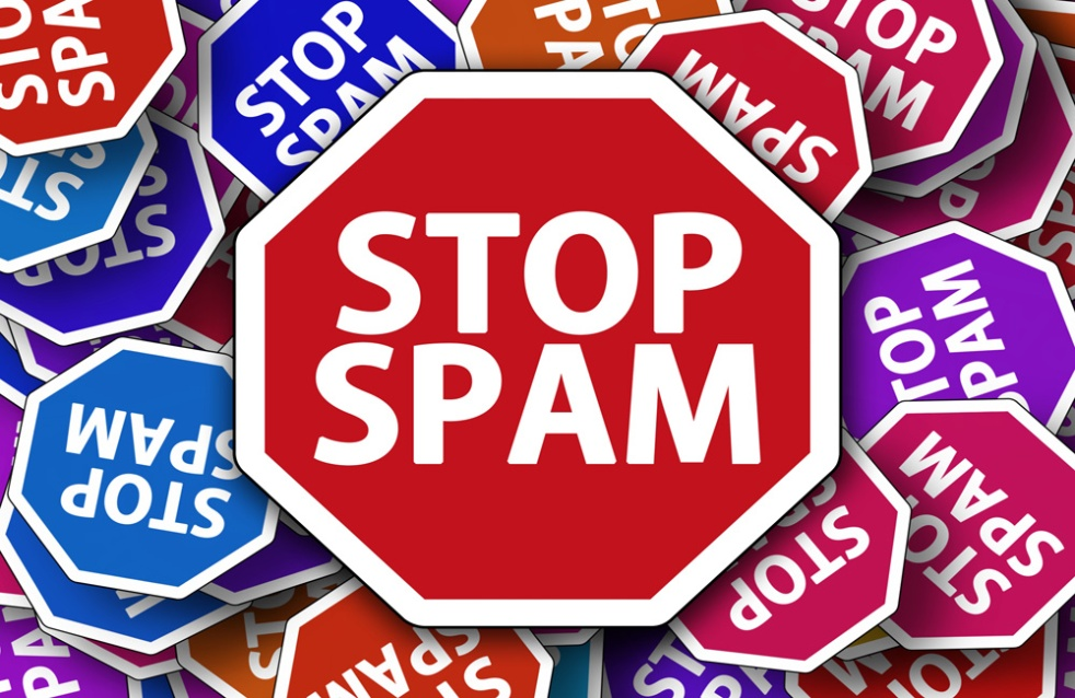 the ever-present issue of spam users